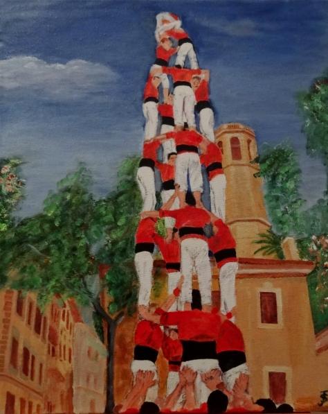 Oleo sobre lienzo de 30x51 cm Autor: Juan Manuel Sandin Espada Disponible