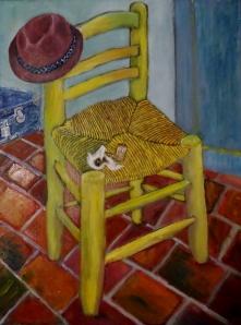 Oleo sobre lienzo. 42x32 cm Autor Juan Manuel andin Espada Disponible