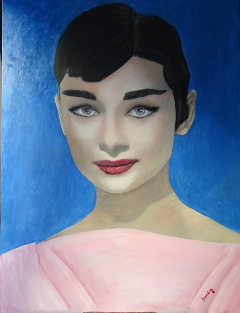 Oleo sobre lienzo de 60x80 cm
