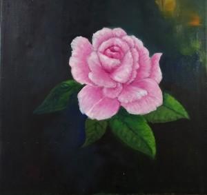 La rosa del agradecimiento